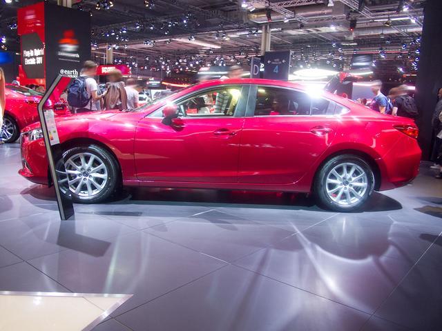 Mazda Mazda6 4-Türer 2.2 SKYACTIV-D 184 Sports-L. AT