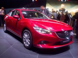 Mazda Mazda6 4-Türer      2.0 SKYACTIV-G 165 Sports-Line