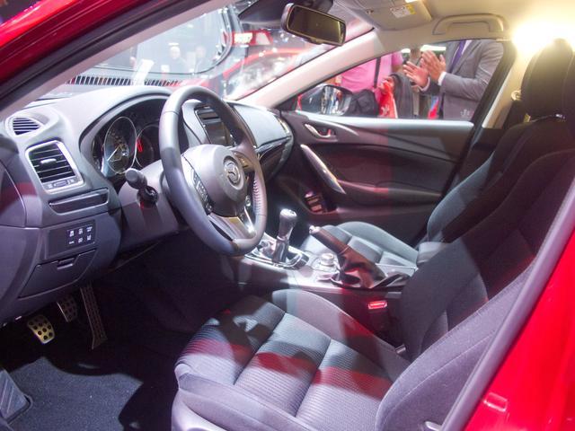 Mazda Mazda6 Kombi 2.0 SKYACTIV-G 145 Prime-Line