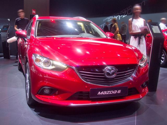 Bestellfahrzeug, konfigurierbar Mazda Mazda6 Kombi - 2.0 SKYACTIV-G 145 Prime-Line