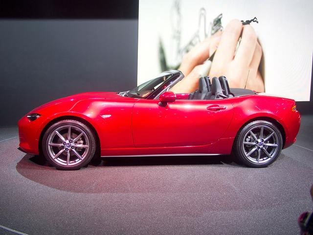 Mazda MX-5 2.0 SKYACTIV-G Selection