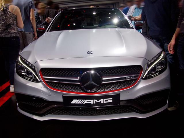 Mercedes-Benz C-Klasse Limousine - Mercedes-AMG C 63 S