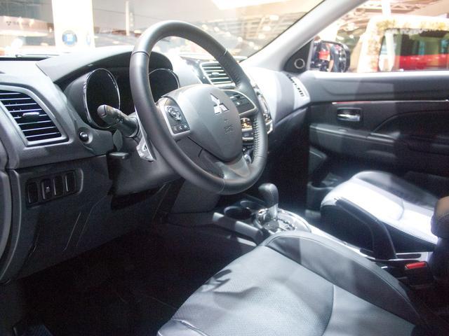 Mitsubishi ASX - 2.0 MIVEC 2WD Plus