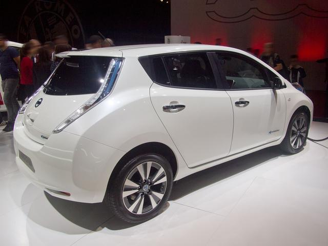 Nissan Leaf 150 PS 40KWH