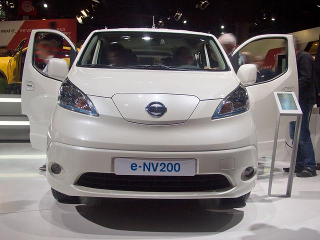 Nissan Leaf - 150 PS 40KWH