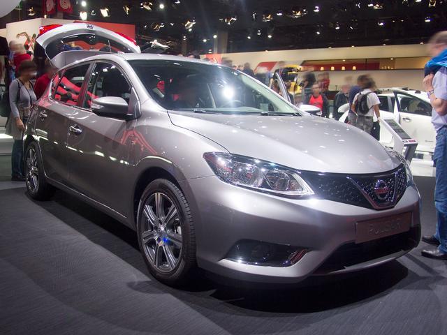 Nissan Pulsar - 1.5 dCi TEKNA