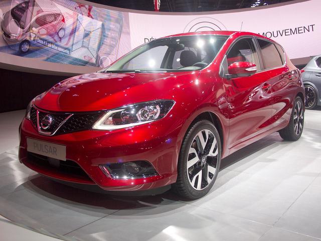 Nissan Pulsar - 1.2 DIG-T VISIA