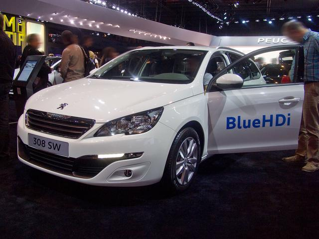 Peugeot 308 SW - BlueHDi 130 Style
