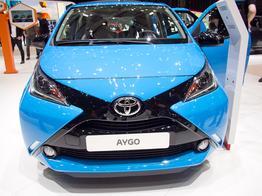 Toyota Aygo      1,0-l-VVT-i x-play