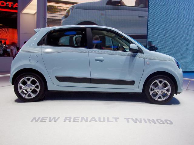Renault Twingo SCe 65 Life