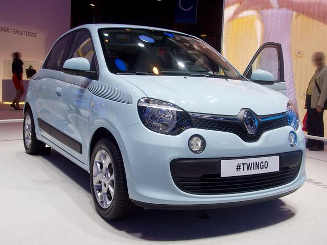 Renault Twingo - SCe 70 Stop & Start Limited 2018
