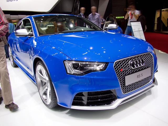 Audi RS5 - Standard