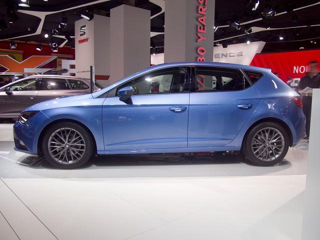SEAT Leon - 1.5 TGI 96kW Xcellence DSG