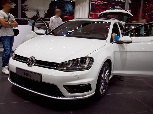 Volkswagen Golf - e-Golf