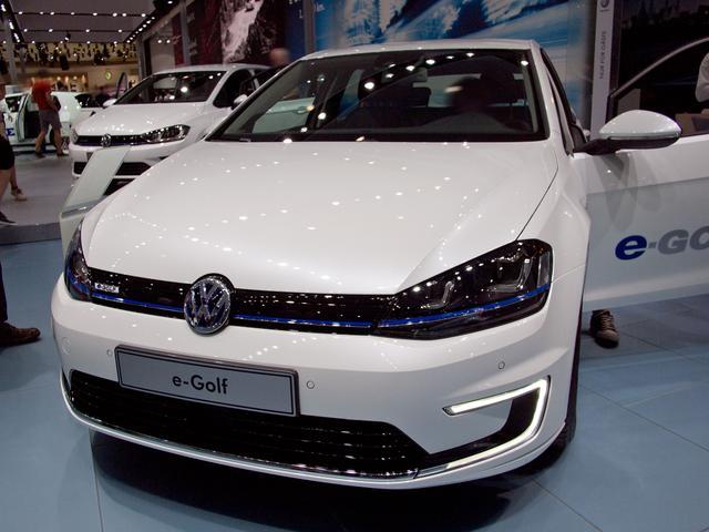Bestellfahrzeug, konfigurierbar Volkswagen Golf - e-Golf