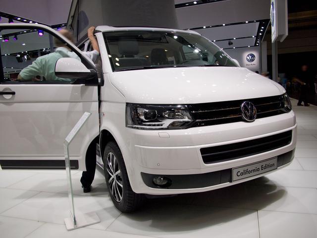 Lagerfahrzeug Volkswagen T6 California - Beach-Edition 2.0TDi