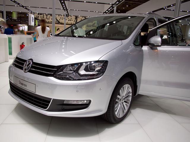 Bestellfahrzeug, konfigurierbar Volkswagen Sharan - 2.0 TDI SCR 130kW DSG Highline