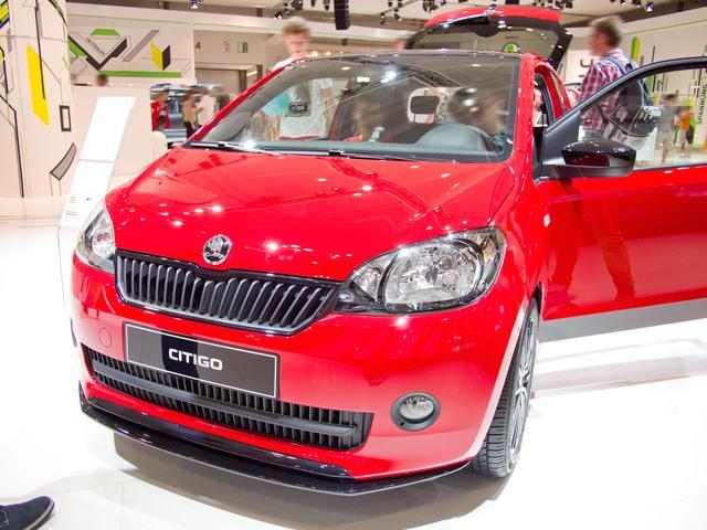 Skoda Citigo - 1.0 MPI 44kW Monte Carlo Green tec