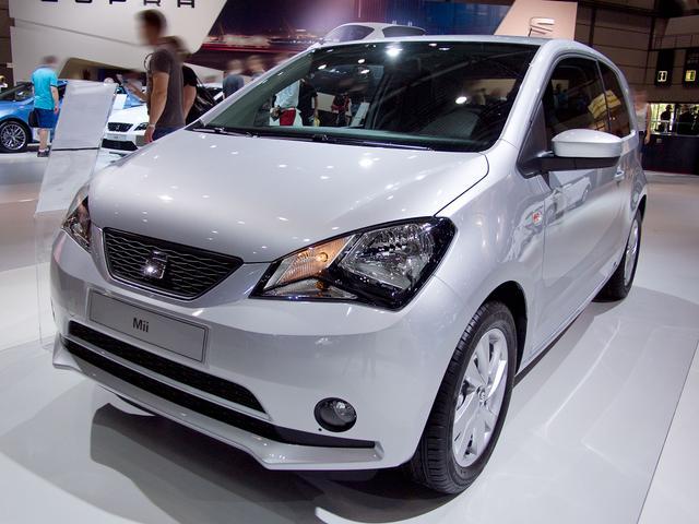 Bestellfahrzeug, konfigurierbar SEAT Mii - 1.0 44kW Style