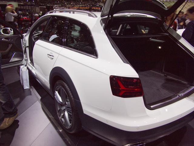 Audi A6 allroad quattro - 45 TDI tiptronic