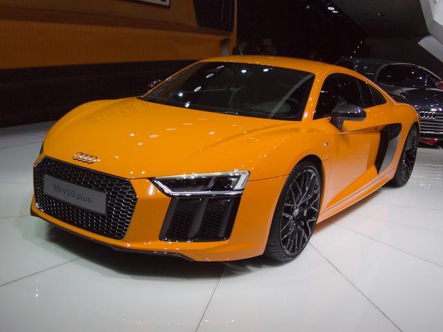Audi R8 5.2 FSI performance S tronic quattro