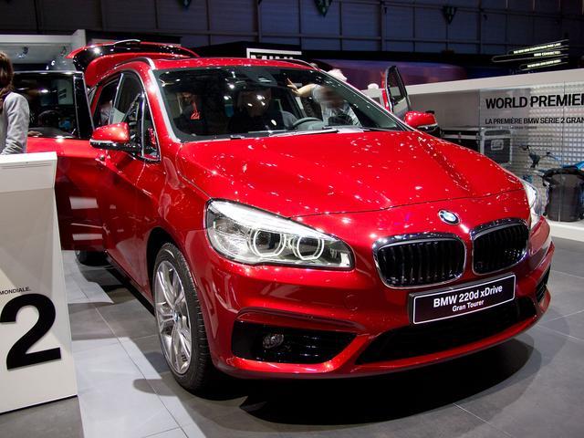 BMW 2er Gran Tourer - 218d Sport Line