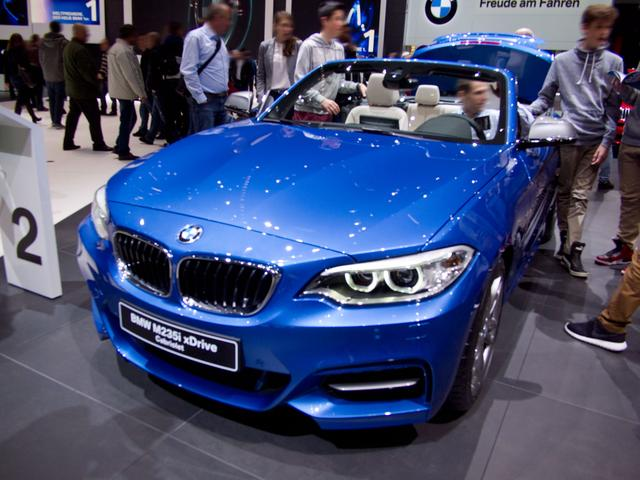 BMW 2er Cabrio - 218d M Sport