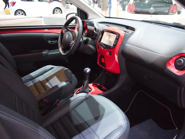 Citroën C1 VTi 72 Stop&Start Feel