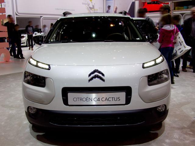Citroën C4 Cactus PureTech 110 S&S Shine Pack