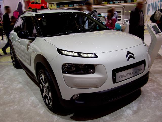 Citroën C4 Cactus - PureTech 110 S&S Shine