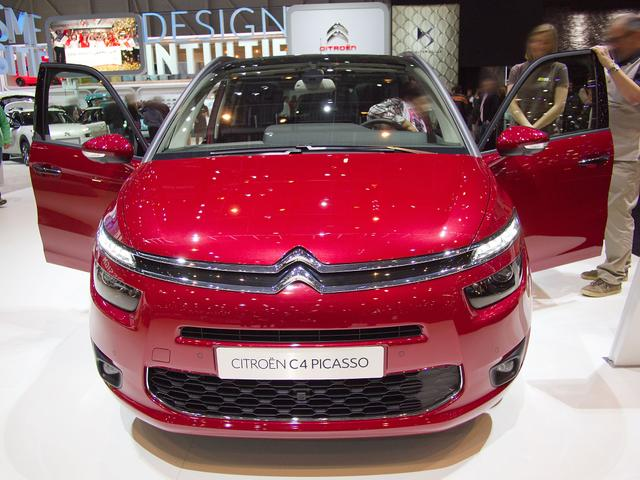 Citroën Grand C4 SpaceTourer - BlueHDi 160 Stop&Start SHINE EAT8