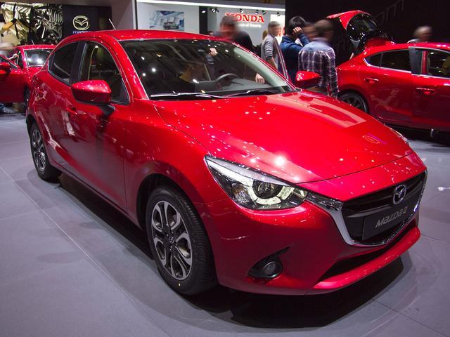 Bestellfahrzeug, konfigurierbar Mazda Mazda2 - SKYACTIV-G 75 Prime-Line