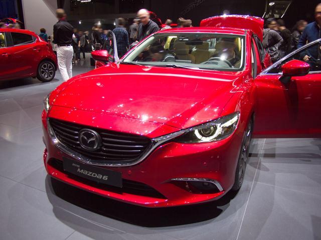 Mazda Mazda6 4-Türer - Vision (Center-Line) Bestellfahrzeug