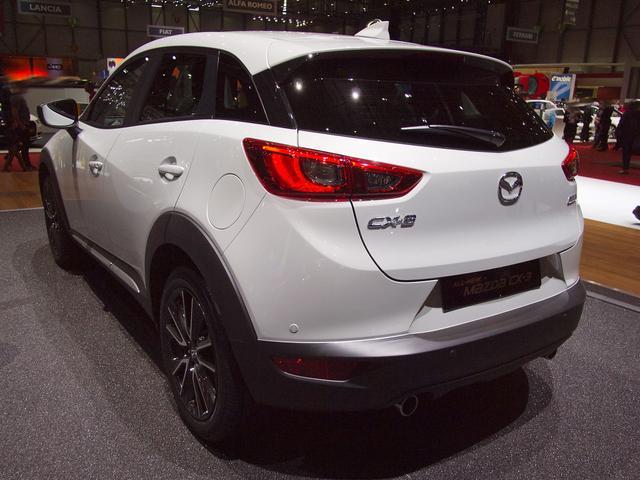 Bestellfahrzeug, konfigurierbar Mazda CX-3 - 2.0 SKYACTIV-G 121 Prime-Line FWD