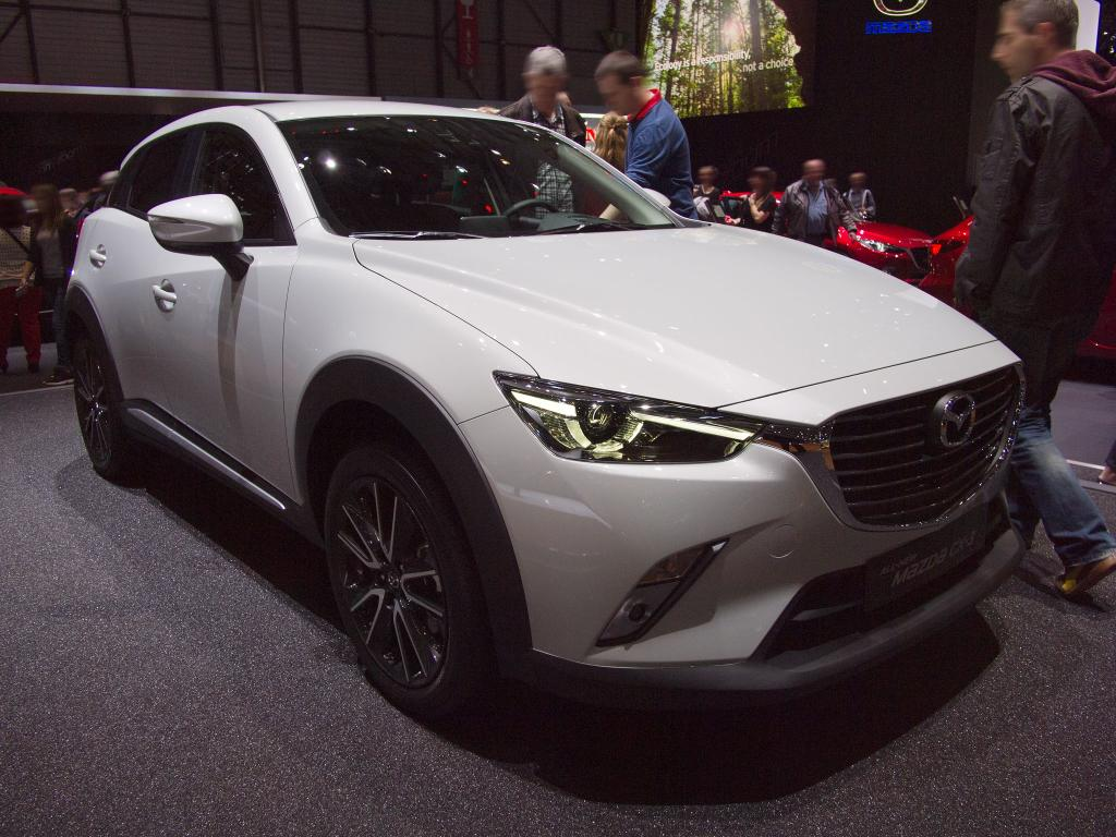 mazda cx-3 2.0 skyactiv-g 150 sports-line awd | restart-auto