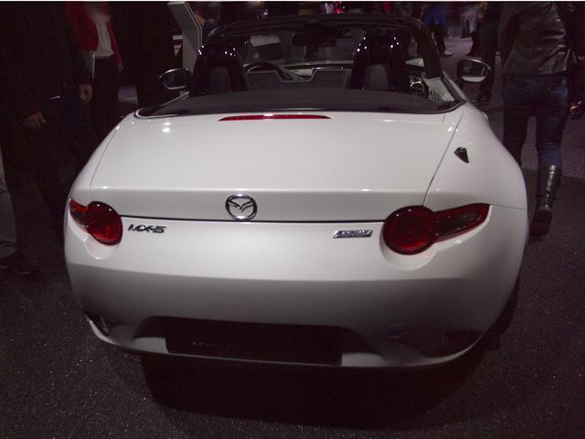 Mazda MX-5 - 1.5 SKYACTIV-G