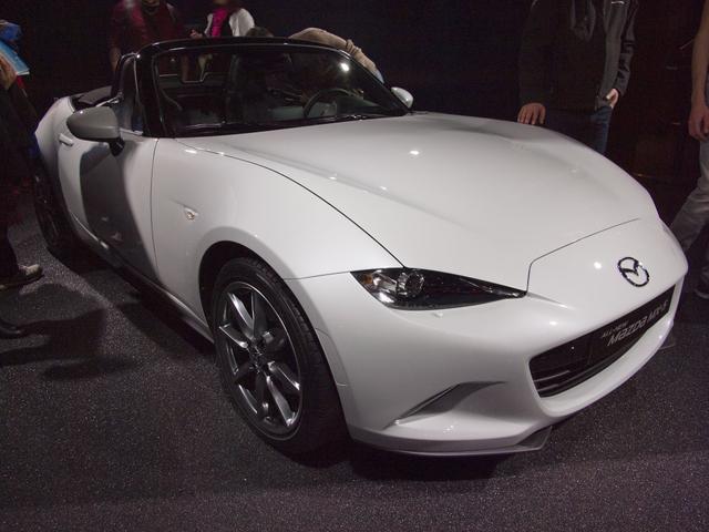 Mazda MX-5 1.5 SKYACTIV-G