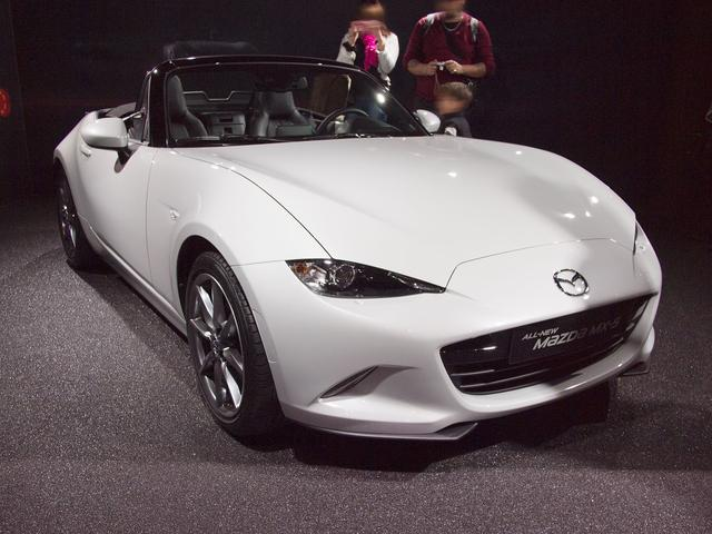 Mazda MX-5 - 1.5 SKYACTIV-G 132 Center-Line