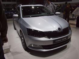 Fabia - Ambition 1.0MPI 55kW/75PS 5-Gang