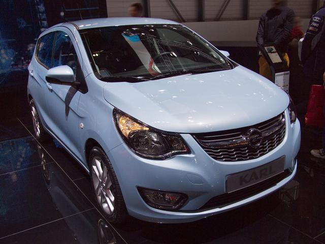Opel Karl - 1.0 120 Jahre