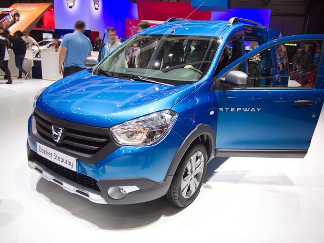 Dacia Dokker - Blue dCi 95 Stepway Plus