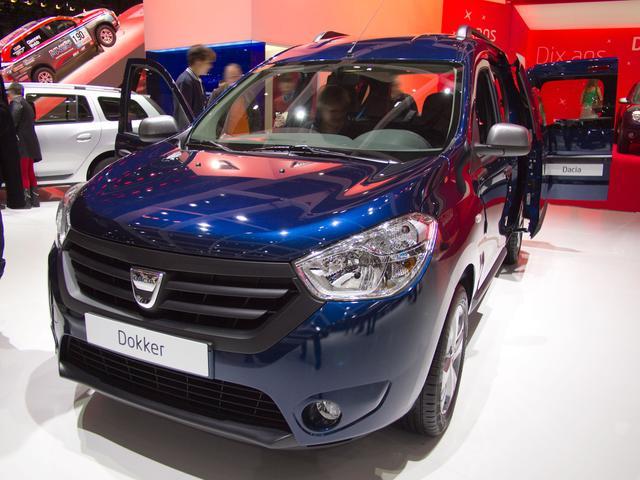 Bestellfahrzeug, konfigurierbar Dacia Dokker - SCe 100 Comfort
