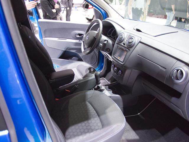 Dacia Lodgy Stepway Fracht frei Haus, Klimaanlage, Audio Media Navi, Außenspiegel elektrisch, Dachreling, Einparkhilfe hinten, Nebelscheinwerfer, Tempomat un
