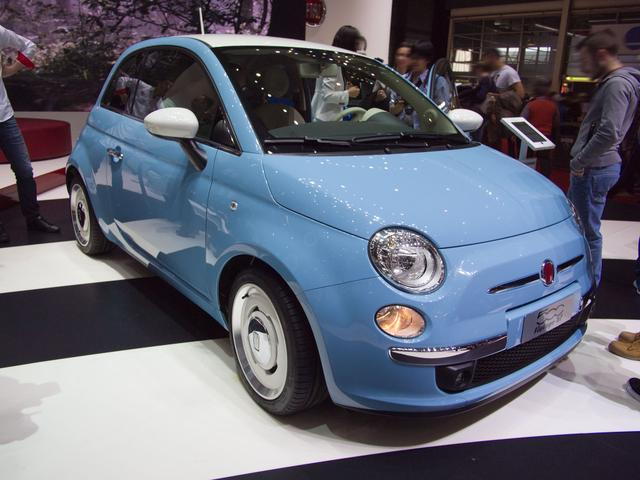 Fiat 500 - 1.2 8V Anniversario