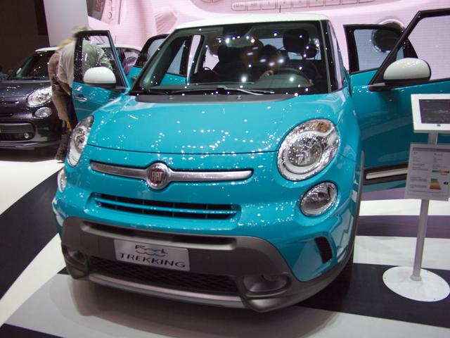 Fiat 500L Wagon - 0.9 8V TwinAir Pop Star S&S