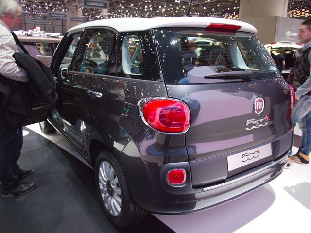 Fiat 500L Living - 1.4 16V Sport