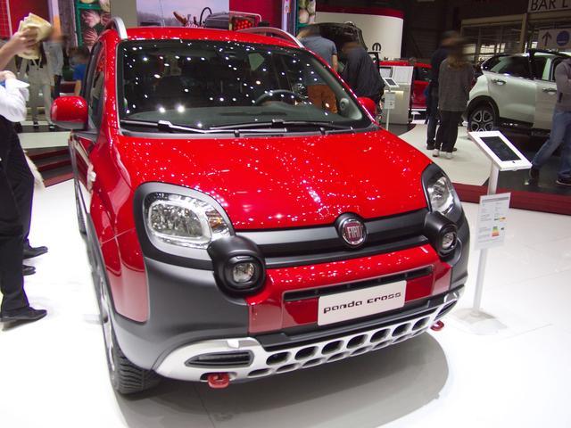 Fiat Panda - 0.9 8V TwinAir CROSS 4X4 Start&Stopp