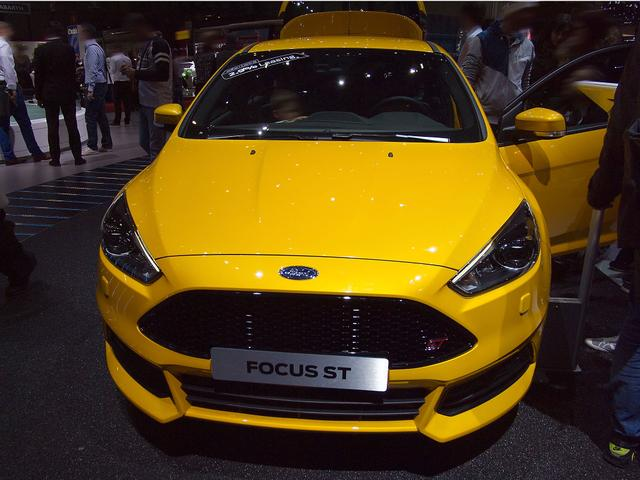 Ford Focus - 1,5 EcoBoost 110kW ST-Line Auto