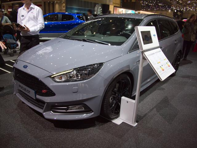 Ford Focus Turnier - 2,3 EcoBoost ST