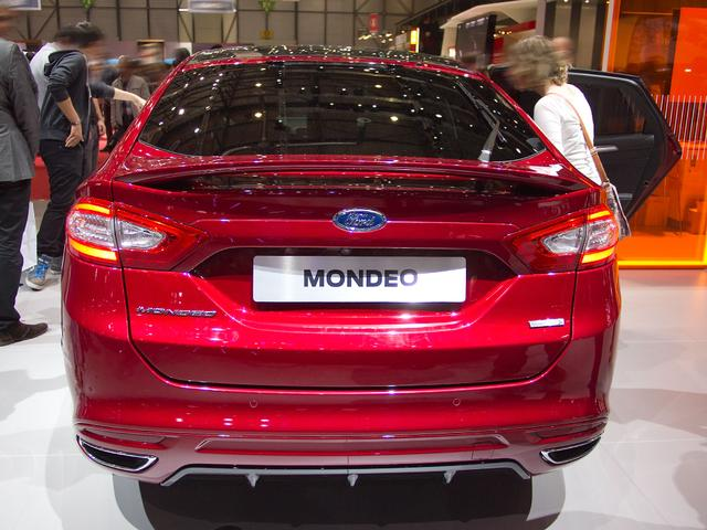 Ford Mondeo Limousine - 2,0 EcoBlue 88kW Trend